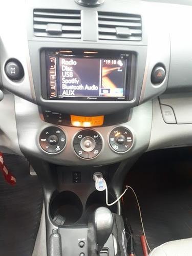toyota rav4 - 4 x 4 - automática -75.000km 2012 - 2º titular
