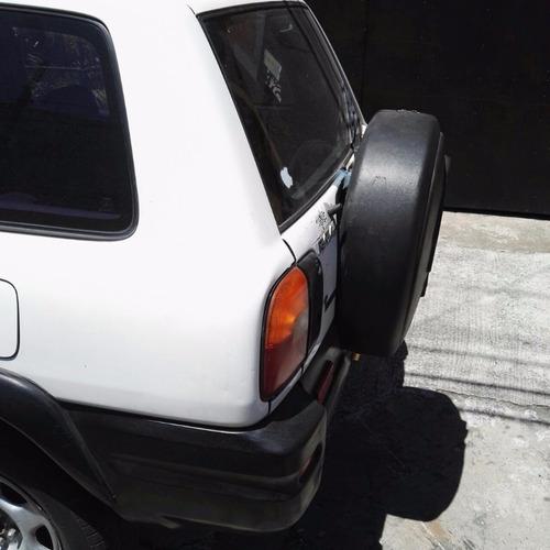 toyota rav4 año 1996 gasolina---4x2