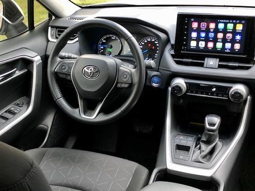 toyota rav4 hybrid s - 2019