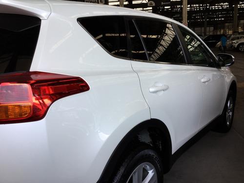toyota rav4 limited aut piel qc 2013 *ar