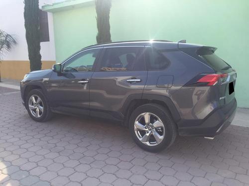 toyota rav4 limited hibrida 2019