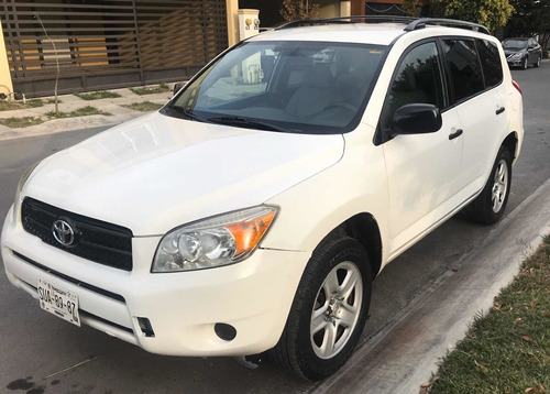 toyota rav4 vagoneta base 3 fila at 2007