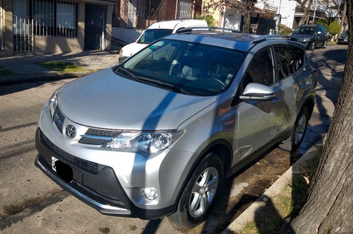 toyota rav4 vx 4x4 tope de gama, impecable!