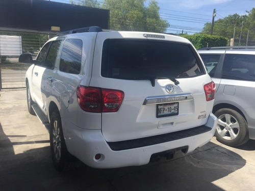toyota sequoia 2012 limited a/a at