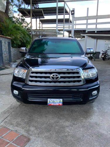 toyota sequoia 4x4 sport wagon blindada nivel 5