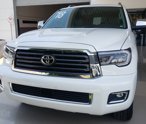 2018 Toyota Sequoia Review And Specs: Toyota Sequoia 5.7 Limited At 2018