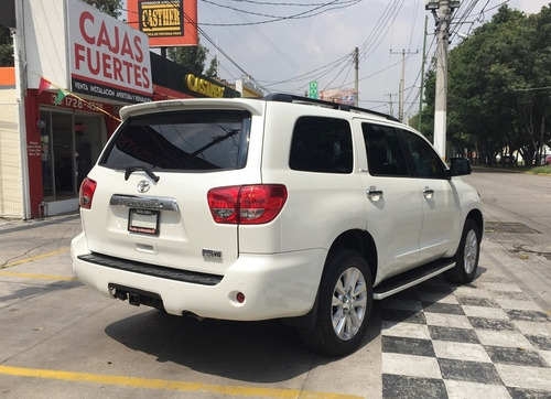 toyota sequoia 5.7 platinum at