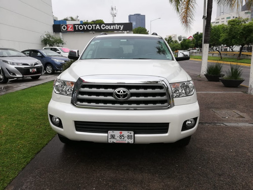 toyota sequoia 5.7 platinum at vehiculo certificado