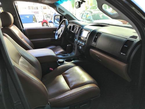 toyota sequoia 5p platinum v8 5.7 aut