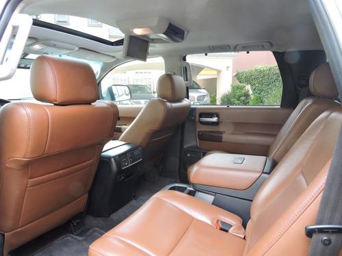 toyota sequoia platinum 2012 factura original, tomo auto