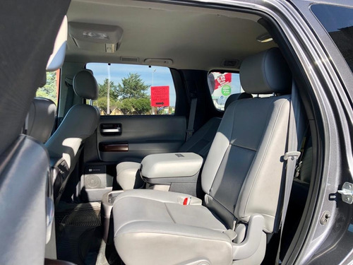 toyota sequoia platinum 2016 4x4 camioneta equipada v8 at qc