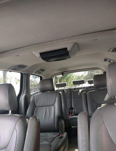 toyota sienna 2005 xle piel limited qc dvd at