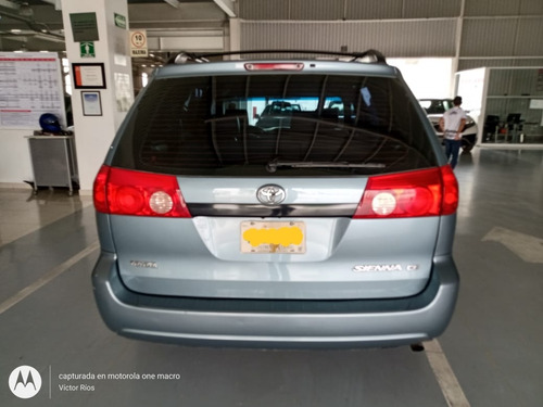 toyota sienna 2007 3.5 ce at