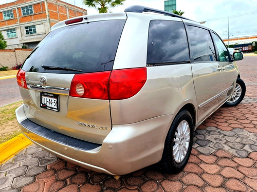 toyota sienna 2007 xle piel limited qc dvd at