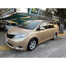Toyota Sienna 2011 Le Aa Ee At