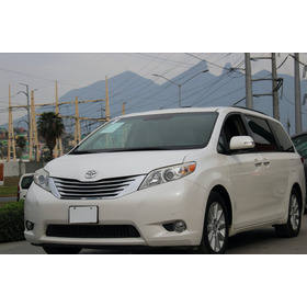 Toyota Sienna 2013 3.5 Limited V6 At