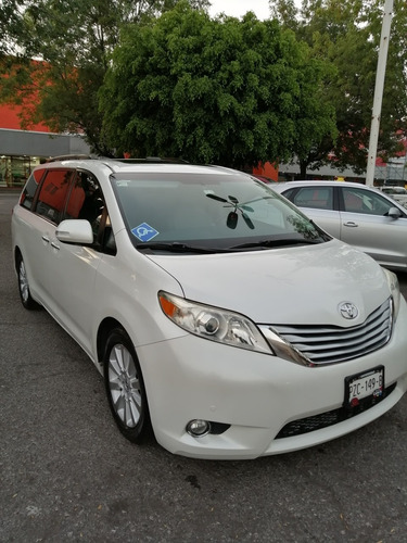 toyota sienna 2013 limited piel limited qc dvd at