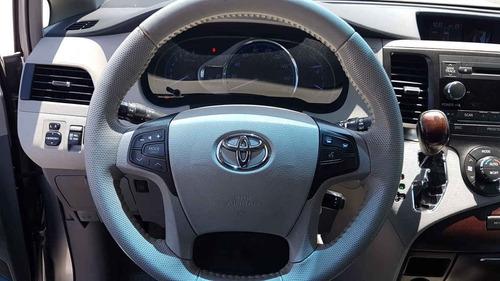 toyota sienna 2014 5p xle v6/3.5 aut