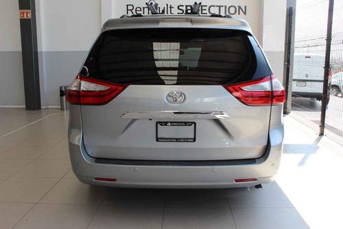 toyota sienna 2015 5p limited v6/3.5 aut