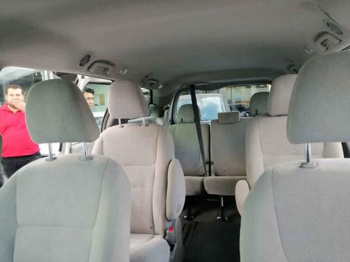toyota sienna 2017 5p ce v6/3.5 aut