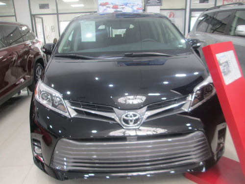 toyota sienna 3.5 limited at