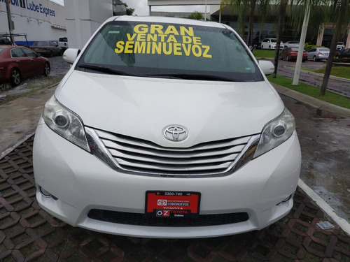 toyota sienna 3.5 limited v6/ at 2014