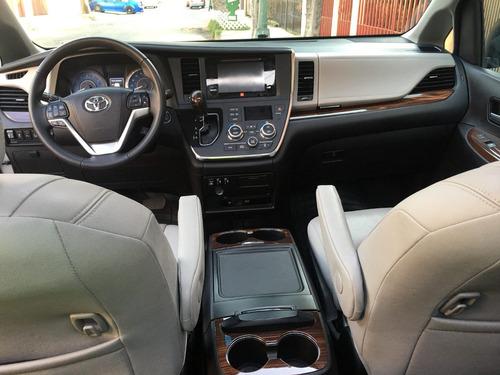 toyota sienna 5p limited v6 3.5 aut 2015