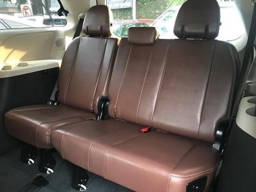 toyota sienna 5p limited v6/3.5 aut