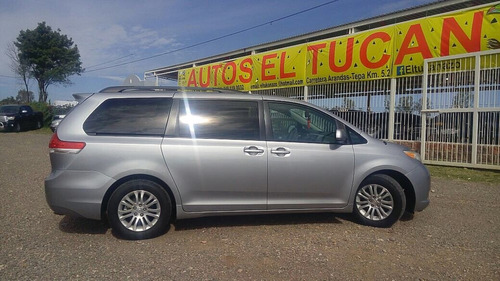 toyota sienna 5p xle aut a/a ee 2011