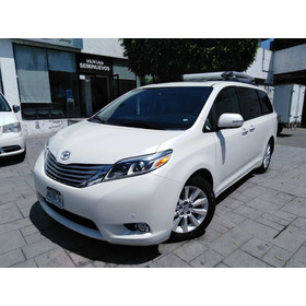 Toyota Sienna Limited 2015 At