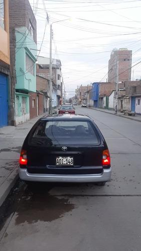 toyota station wagon 2001