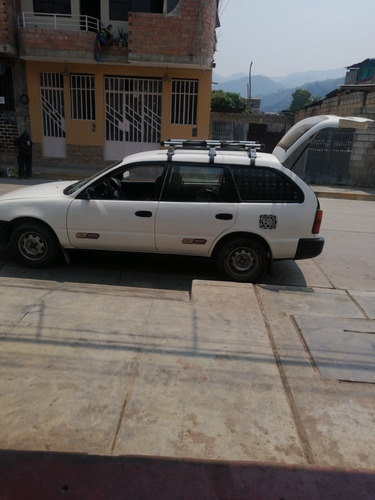 toyota  steishon wagon  mecánico