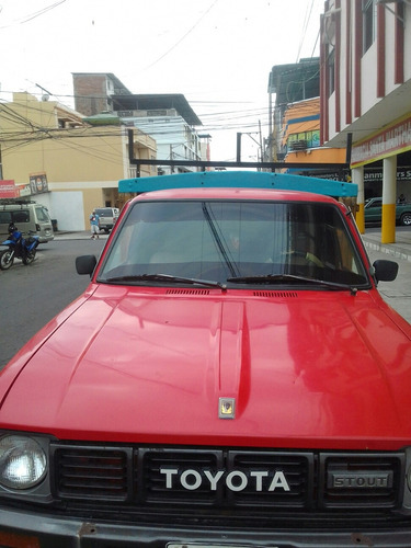 toyota stout 2200 stout 2200 año 1995 camioneta toyota