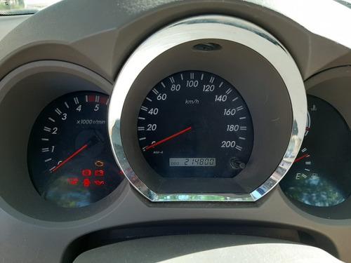 toyota sw4 2008 automatica exelente(220 km)
