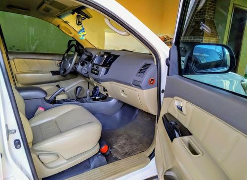 toyota sw4 2011 3.0 srv 7l 4x4 aut. 5p