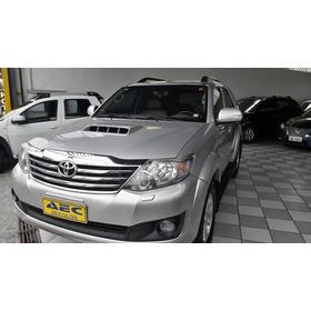 Toyota Sw4 2013 3.0 Srv 7l 4x4 Aut. 5p