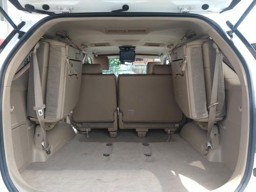 toyota sw4 2.7 srv cuero vvti 4x2 4at 7 asientos 2013