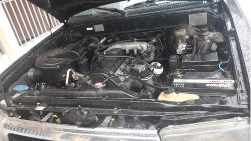 toyota sw4 3.0 4x4 turbo diesel
