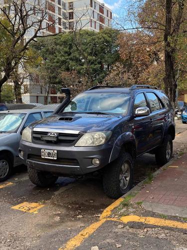 toyota sw4 3.0 i srv 4x4 (2009) 2008