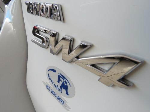 toyota sw4 3.0 srv 5l 4x4 aut. 5p