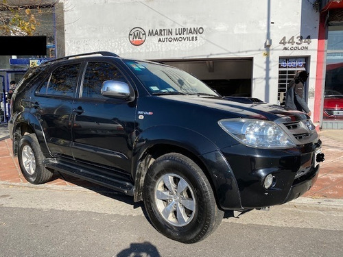 toyota sw4 3.0 srv cuero at 2007 full