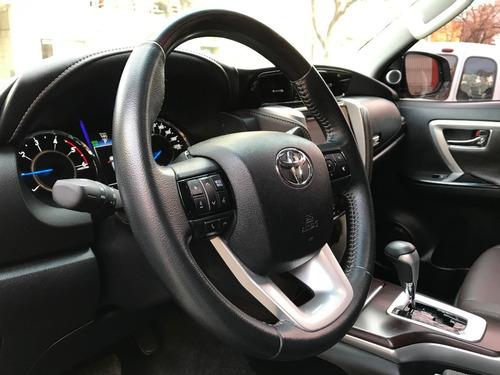 toyota sw4 srx 2018 7 asientos serv. oficiales smart garage
