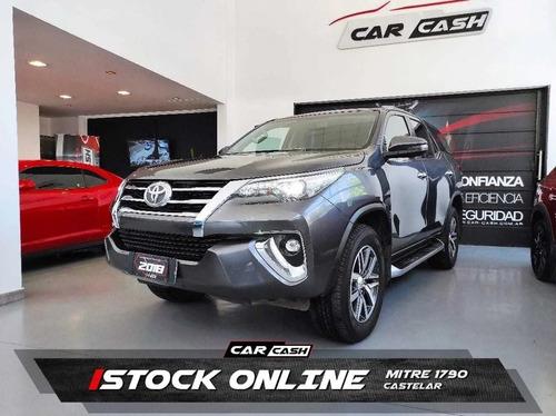 toyota sw4 srx 2.8 4x4 2018 car cash
