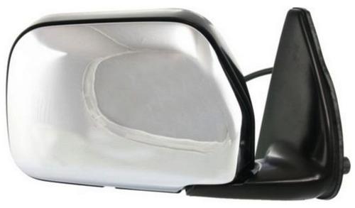 toyota t100 1993 - 1998 espejo electrico derecho cromado