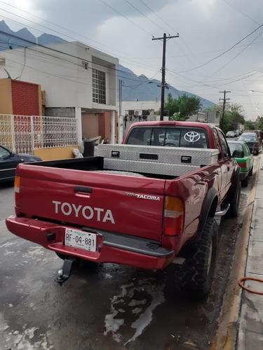toyota tacoma 1996 pick up 6 cilindros clima