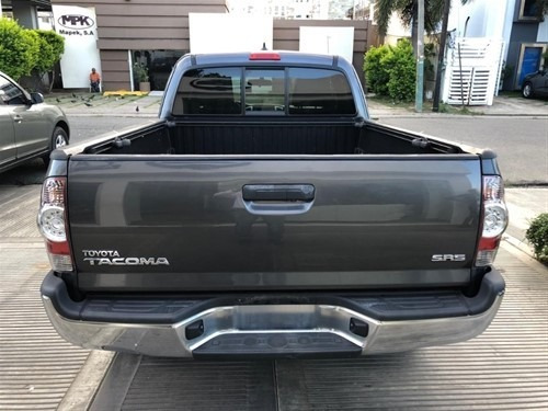 toyota tacoma 2014 full clean 4x4 camara
