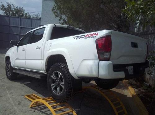 toyota tacoma 2016 trd sport 4x4
