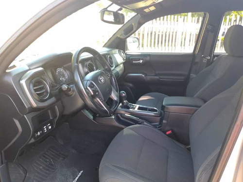 toyota tacoma 2017 3.5 trd sport 4x4 at