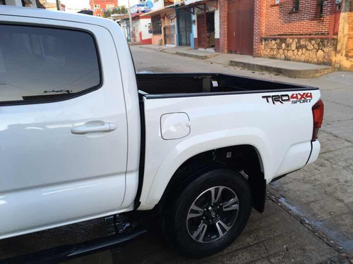 toyota tacoma 3.5 trd sport 4x4 at 2017