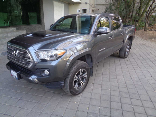 toyota tacoma 3.5 trd sport at 2016 impecable